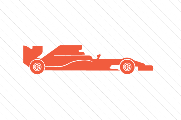 F1 Car Red Vehicles Craft Cut File By Creative Fabrica Crafts