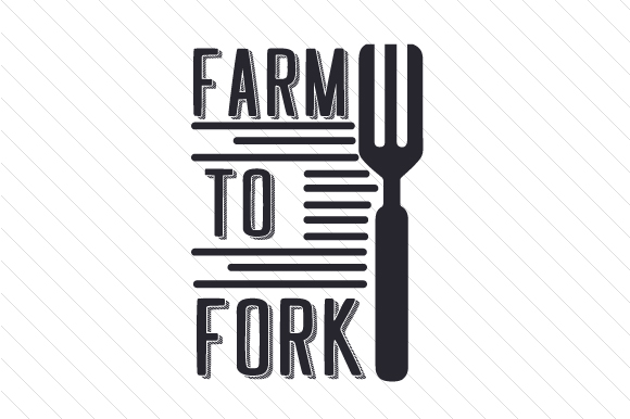 Farm to Fork Craft Design By Creative Fabrica Crafts