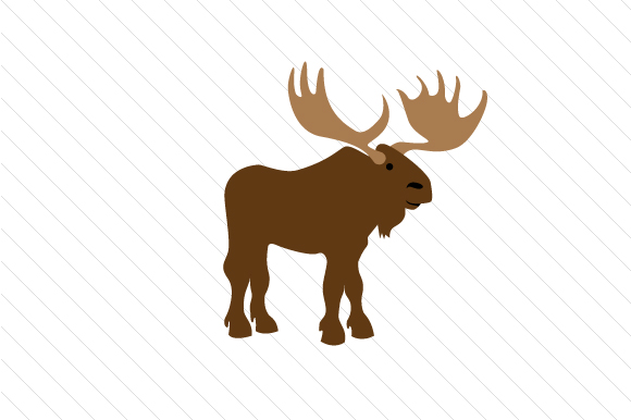 Download Free Moose Svg Cut File By Creative Fabrica Crafts Creative Fabrica for Cricut Explore, Silhouette and other cutting machines.