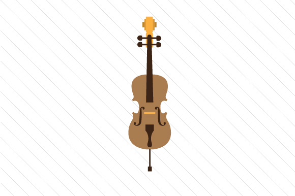 Music Instruments Design Bundle Kits & Sets Craft Cut File By Creative Fabrica Crafts - Image 2