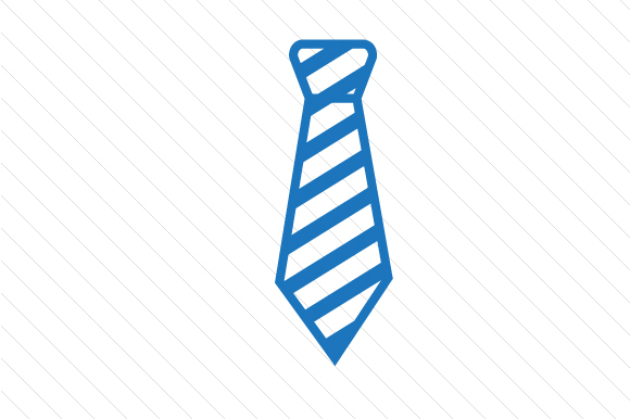 Stripes Patterned Necktie Designs & Drawings Craft Cut File By Creative Fabrica Crafts