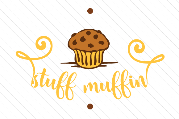 Stuff Muffin Kids Craft Cut File By Creative Fabrica Crafts