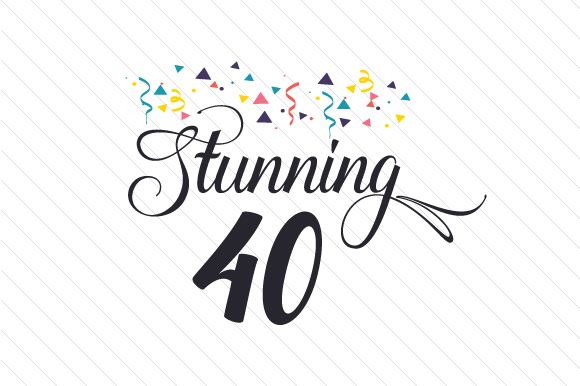Download Free Stunning 40 Svg Cut File By Creative Fabrica Crafts Creative for Cricut Explore, Silhouette and other cutting machines.