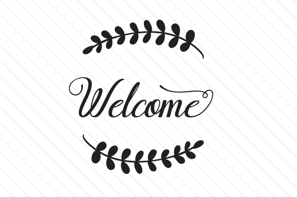 Welcome Craft Design By Creative Fabrica Crafts Image 1