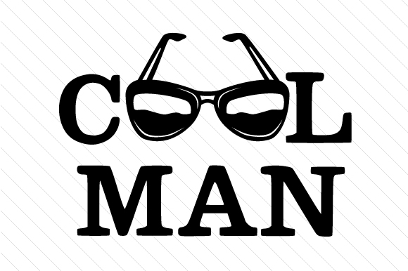 Download Free Cool Man Svg Cut File By Creative Fabrica Crafts Creative Fabrica for Cricut Explore, Silhouette and other cutting machines.