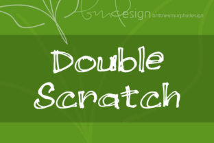 Double Scratch by Brittney Murphy Design