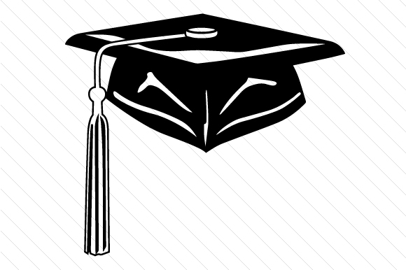 Download Free Graduation Hat Svg Cut File By Creative Fabrica Crafts for Cricut Explore, Silhouette and other cutting machines.