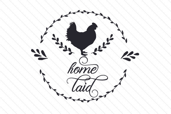 Home Laid Craft Design By Creative Fabrica Crafts