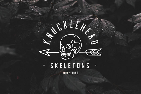 Print on Demand: Knucklehead Display Font By Headfonts - Image 3