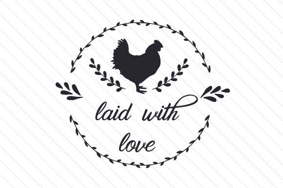 Laid with Love Craft Design By Creative Fabrica Crafts