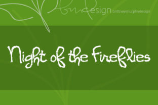 Night of the Fireflies by Brittney Murphy Design