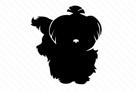 Download Free Shih Tzu Svg Cut File By Creative Fabrica Crafts Creative Fabrica for Cricut Explore, Silhouette and other cutting machines.