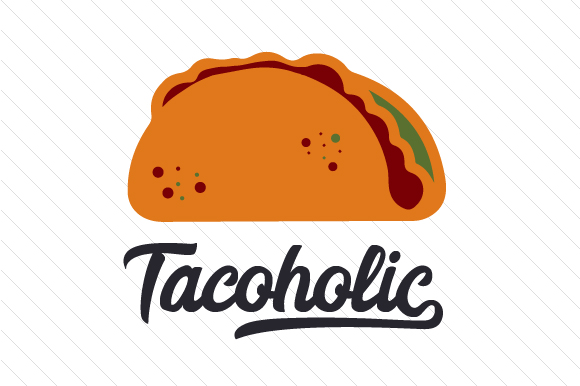 Download Free Tacoholic Svg Cut File By Creative Fabrica Crafts Creative Fabrica for Cricut Explore, Silhouette and other cutting machines.