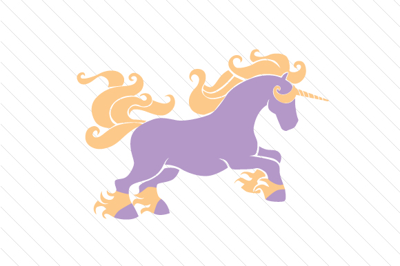 Download Free Set With 5 Unicorn Designs Svg Cut File By Creative Fabrica for Cricut Explore, Silhouette and other cutting machines.
