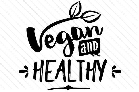 Vegan and Heathy Food & Drinks Craft Cut File By Creative Fabrica Crafts