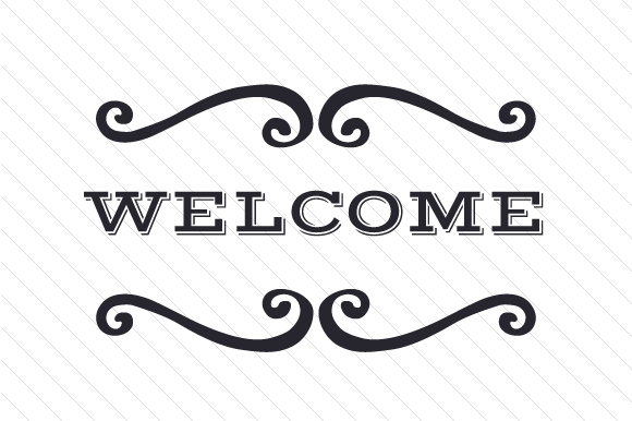 Welcome Craft Design By Creative Fabrica Crafts