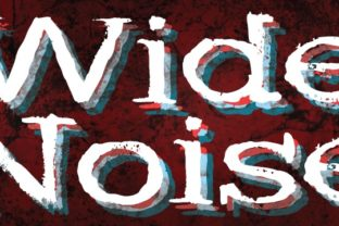 Print on Demand: Wide Noise Font By Good Gravy Type