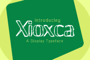 Xioxca by Seemly Fonts