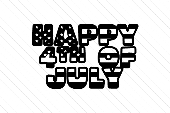 Happy 4th of July Craft Design By Creative Fabrica Crafts Image 2