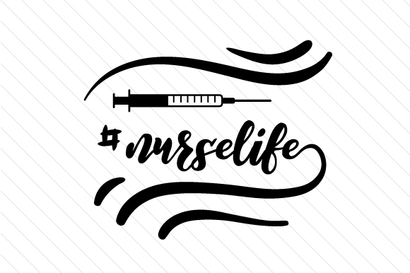 Download Free Nurse Life Svg Cut File By Creative Fabrica Crafts Creative for Cricut Explore, Silhouette and other cutting machines.