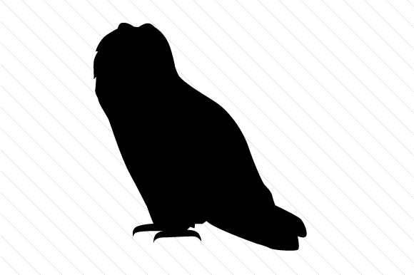 Download Free Owl Silhouettes Svg Cut File By Creative Fabrica Crafts for Cricut Explore, Silhouette and other cutting machines.
