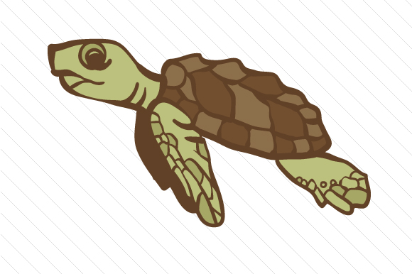 Download Free Set Of Sea Turtle Designs Svg Cut File By Creative Fabrica for Cricut Explore, Silhouette and other cutting machines.