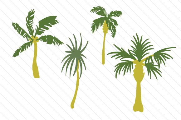 Download Free Palmtree Designs Svg Cut File By Creative Fabrica Crafts for Cricut Explore, Silhouette and other cutting machines.