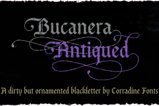 Bucanera Antiqued Family