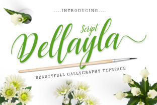 Dellayla Script by Ximents