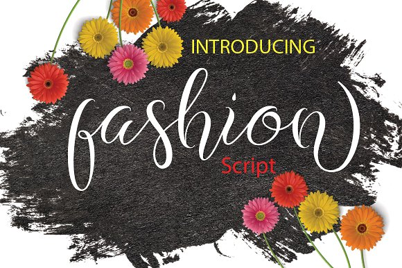 Fashion Script & Handwritten Font By YanIndesign