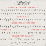 Julliyus Script by Ximents