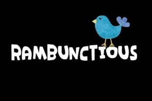 K26 Rambunctious by K26Fonts