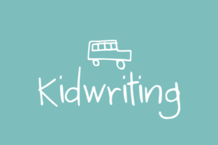 Kidwriting Family