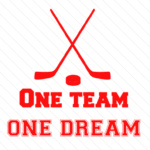 One team one dream hockey