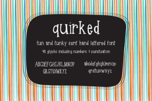 Quirked