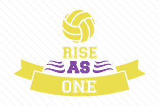 Rise as one volleyball