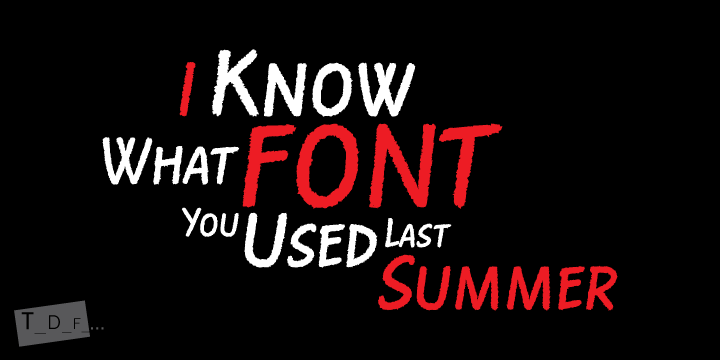 Print on Demand: Rough the Type Display Font By Tour De Force