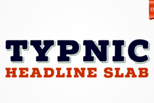 Typnic Headline Family