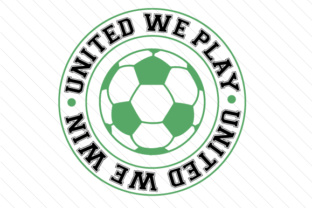 United we play united we win soccer