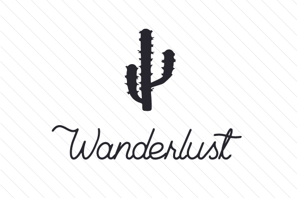 Download Free Wanderlust Svg Cut File By Creative Fabrica Crafts Creative for Cricut Explore, Silhouette and other cutting machines.