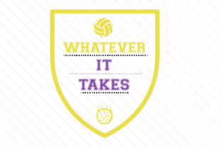 Whatever it takes volleyball
