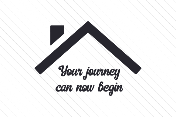 Your Journey Can Now Begin Home Craft Cut File By Creative Fabrica Crafts