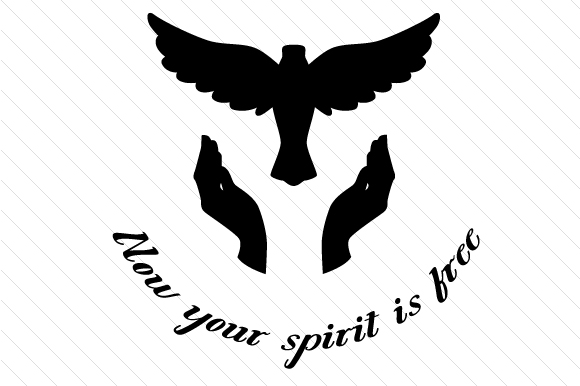 Download Free Now Your Spirit Is Free Svg Cut File By Creative Fabrica Crafts for Cricut Explore, Silhouette and other cutting machines.