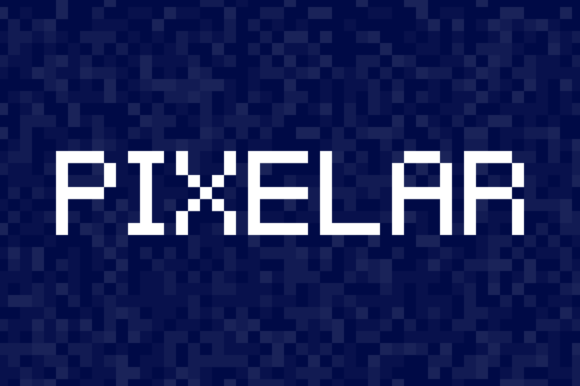 Pixelar Family Display Font By Graviton Font Foundry