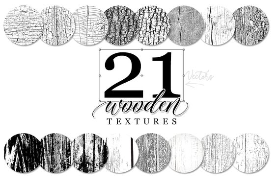 21 Wooden Textures Graphic By Blessed Print