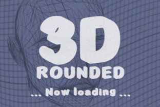 3D Rounded by Benjamin Melville