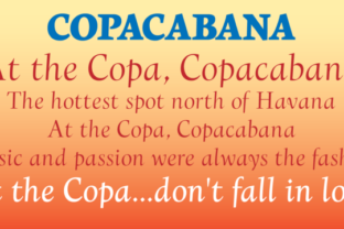 Copacabana Family