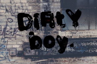 Dirty Boy by Benjamin Melville