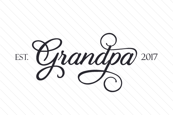 Download Free Grandpa Est 20xx Svg Cut File By Creative Fabrica Crafts for Cricut Explore, Silhouette and other cutting machines.