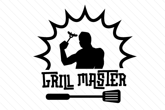 Download Free Grill Master Svg Plotterdatei Von Creative Fabrica Crafts for Cricut Explore, Silhouette and other cutting machines.